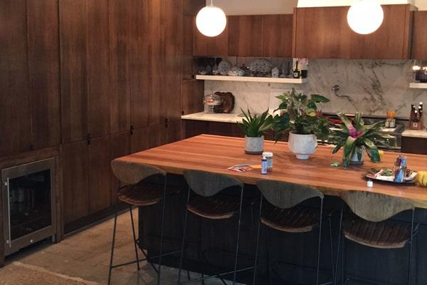 Classic modern kitchen cabinets