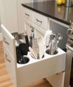 Cooking Utensils Drawer