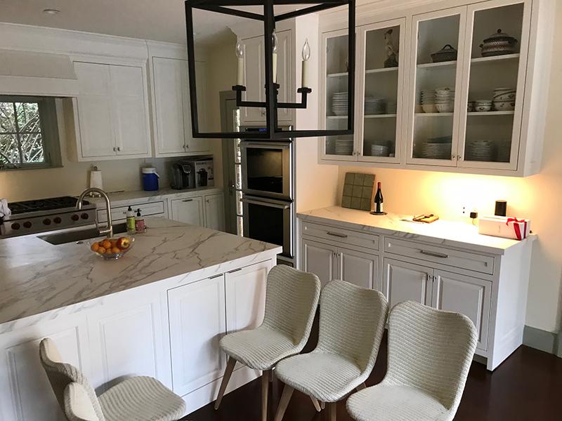 Kitchen remodel for Mockingbird